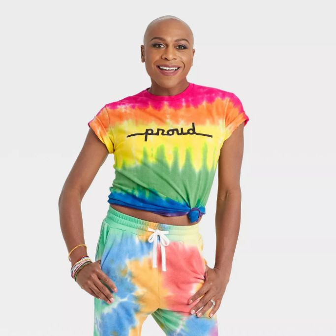 pride t shirt, target pride collection 2021