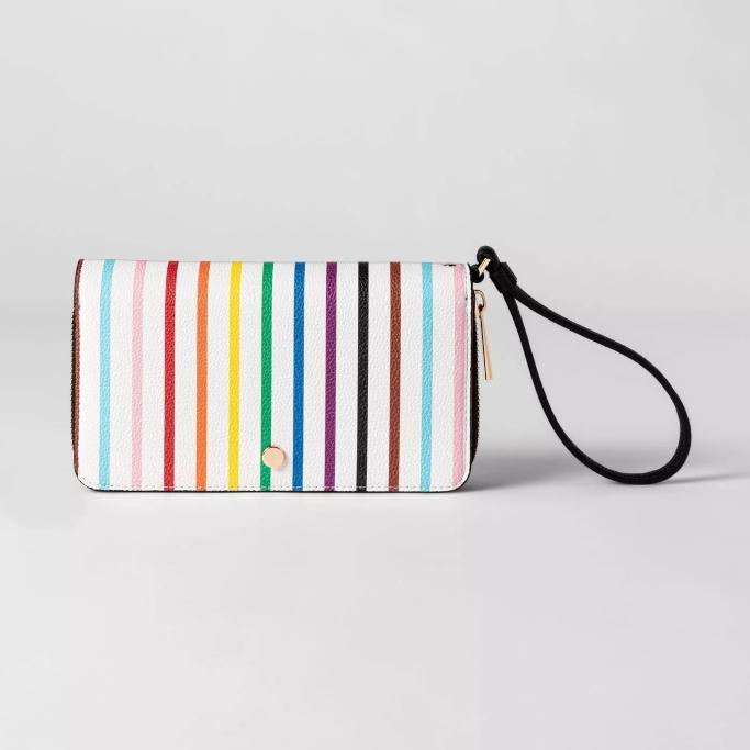 target pride collection, Pride Gender Inclusive Wristlet Wallet
