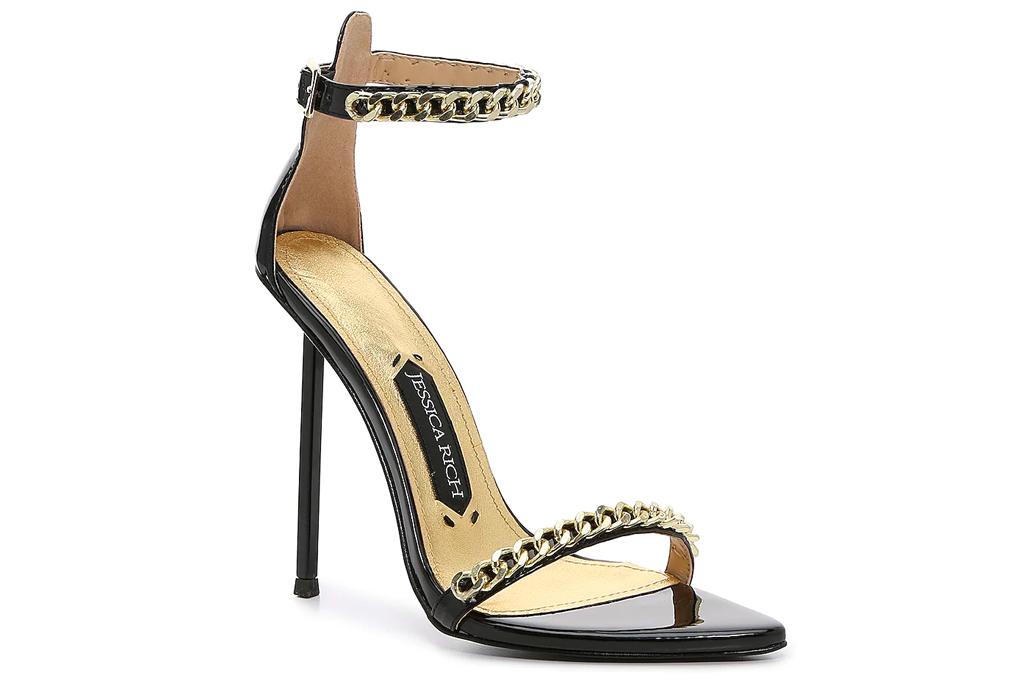 heels, sandals, jessica rich