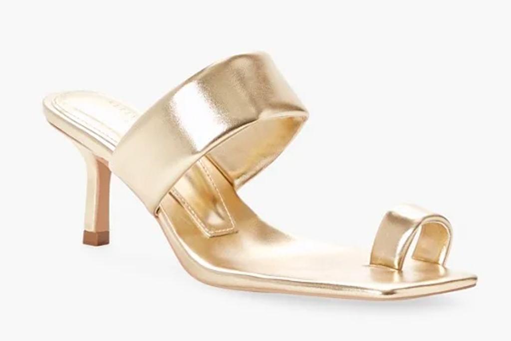 justfab, sandals, kelly rowland, calliope