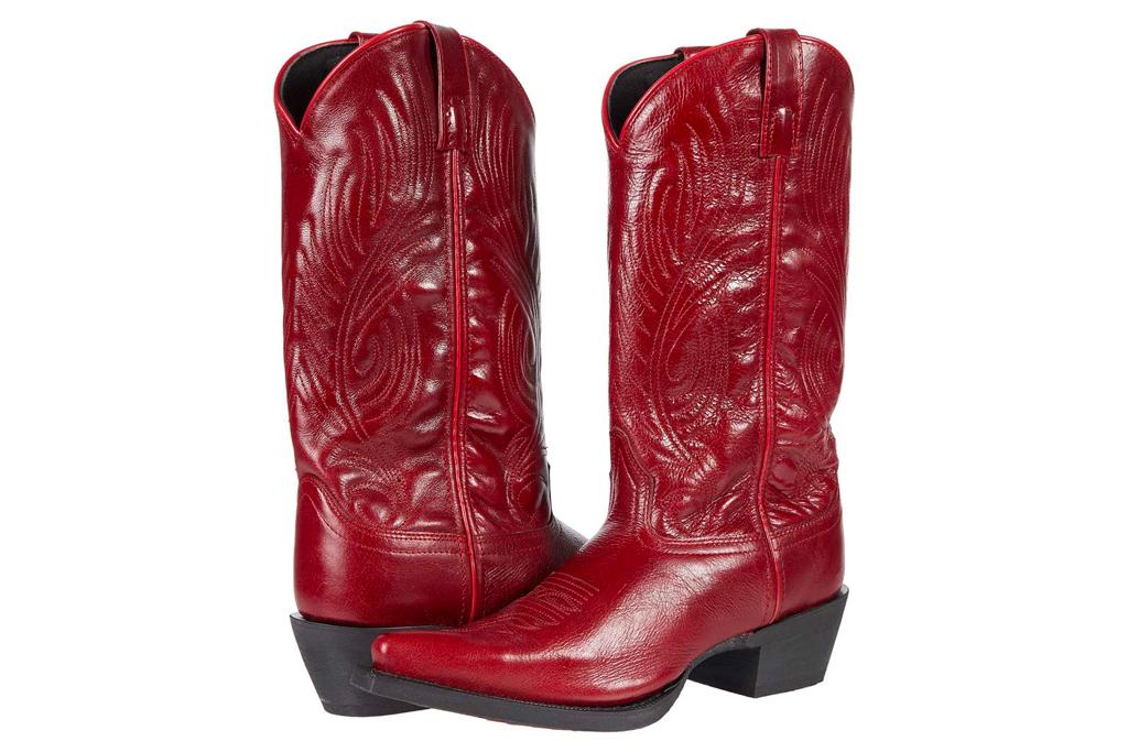 cowboy boots, laredo