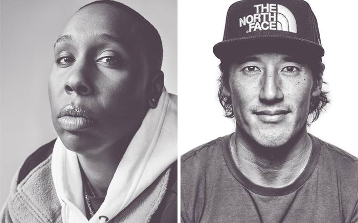 Lena Waithe Jimmy Chin The North Face Explore Fund Council