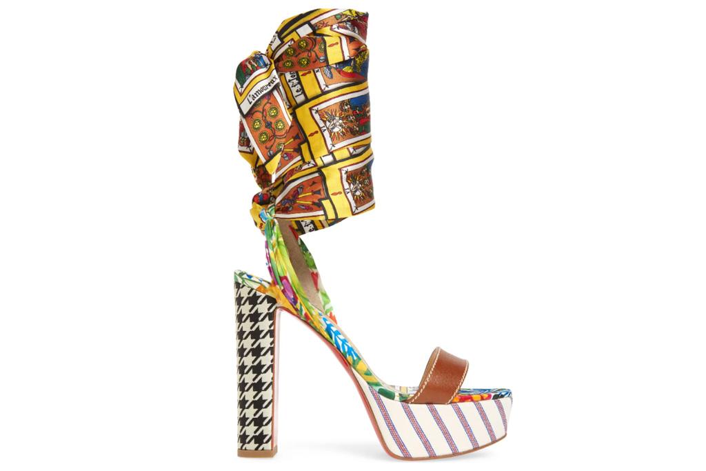christian louboutin, sandals, heels, wrap