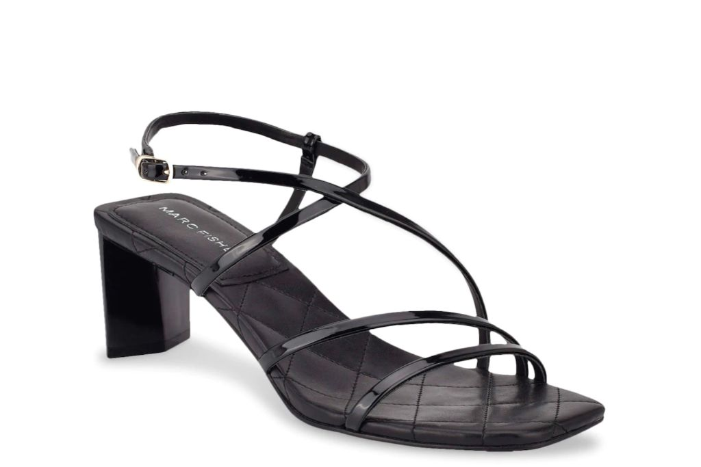 marc fisher, hamora sandal, square toe sandals
