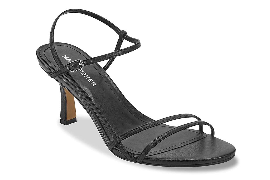 marc fisher, heels, black
