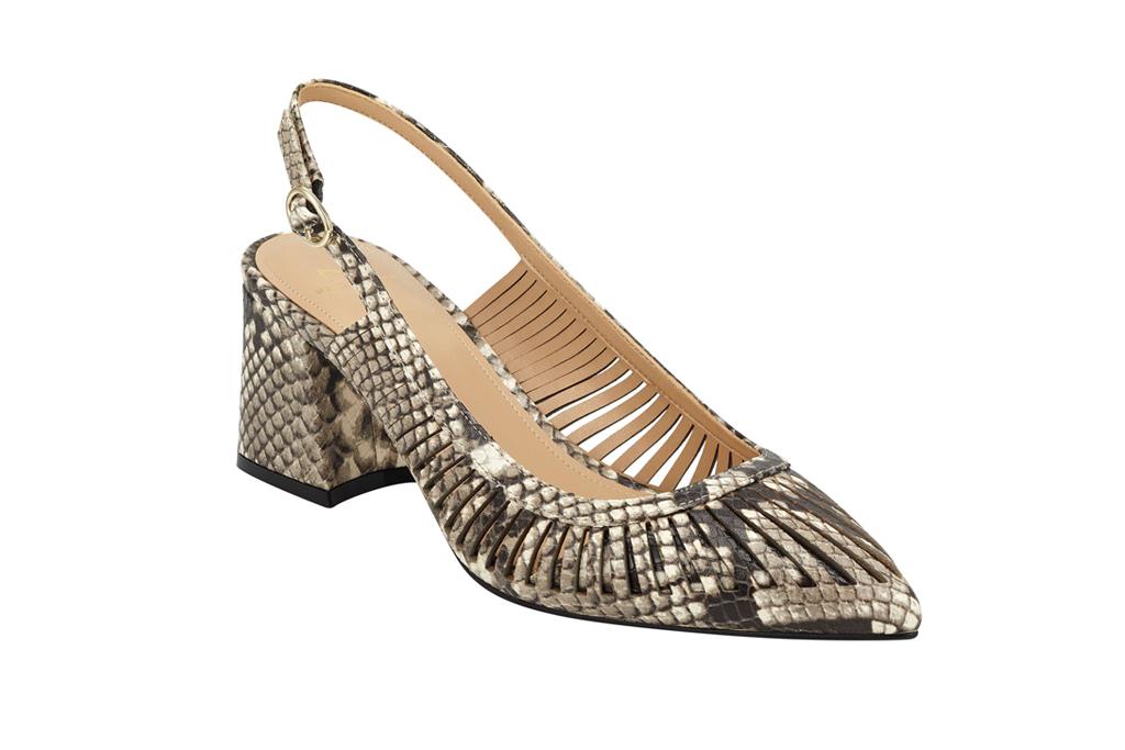 marc fisher zabie slingback, best office shoes