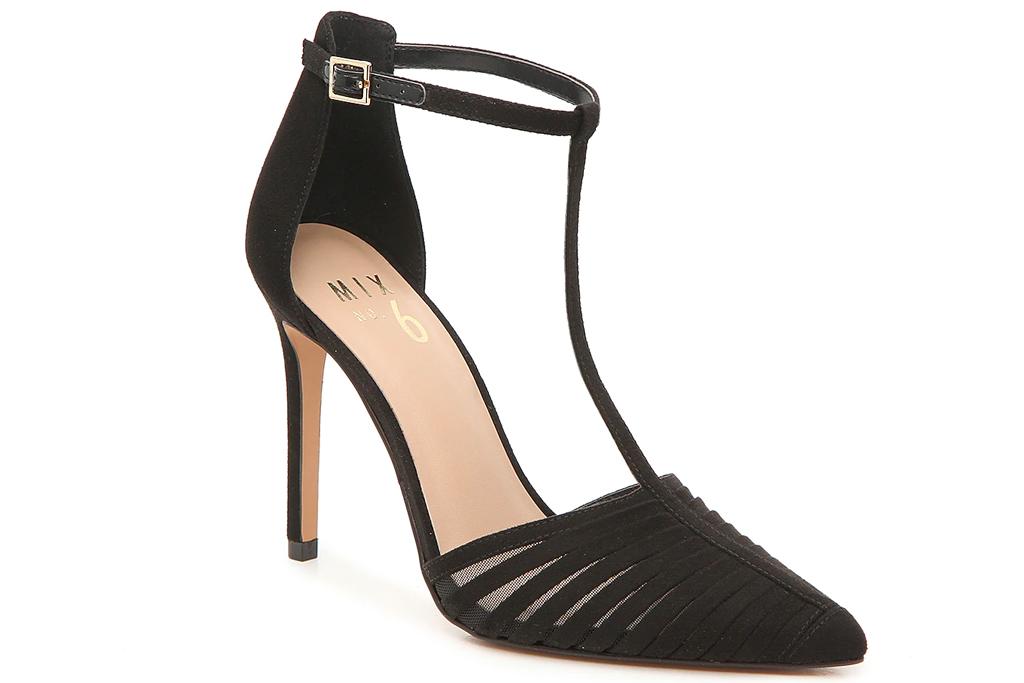 black heels, pumps, mix no 6