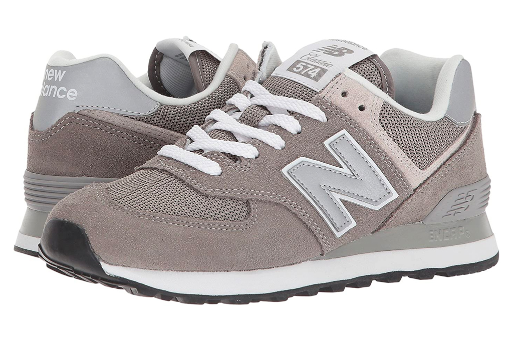 new balance, sneakers, gray