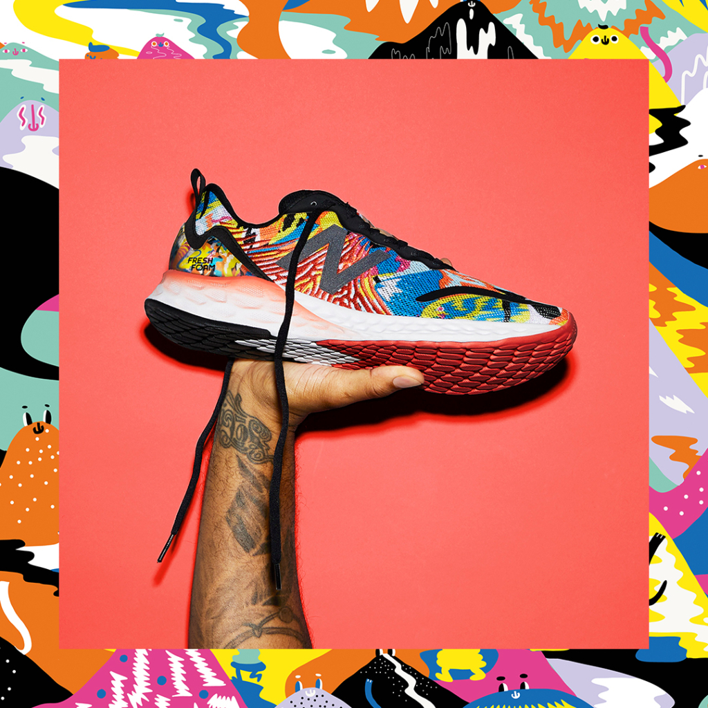 new balance, pride 2021, sneakers