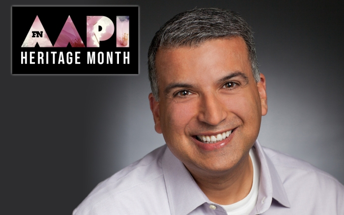 Parag Desai, SVP and chief strategy and digital officer at Genesco, AAPI Heritage Month