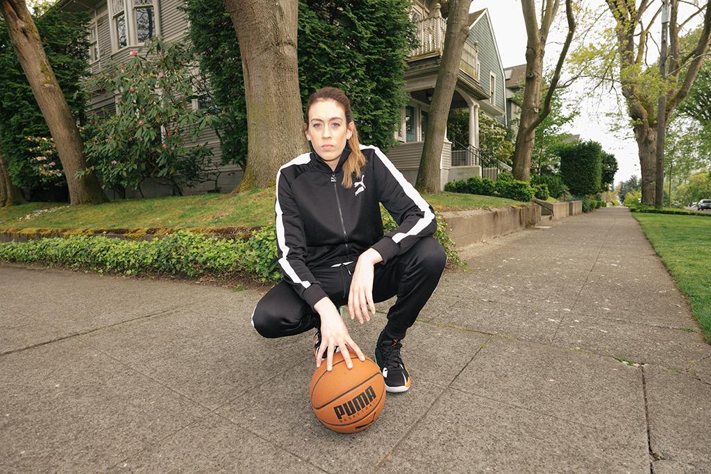WNBA Puma Breanna Stewart