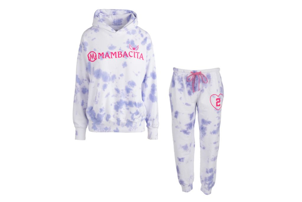 Dannijo, Purple Mambacita Adult Set, Tie Dye Sweats
