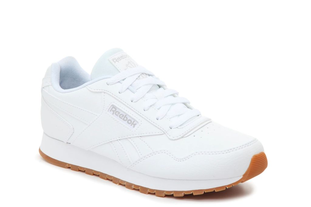 Reebok, Classic Harman Run Sneaker, White Sneakers