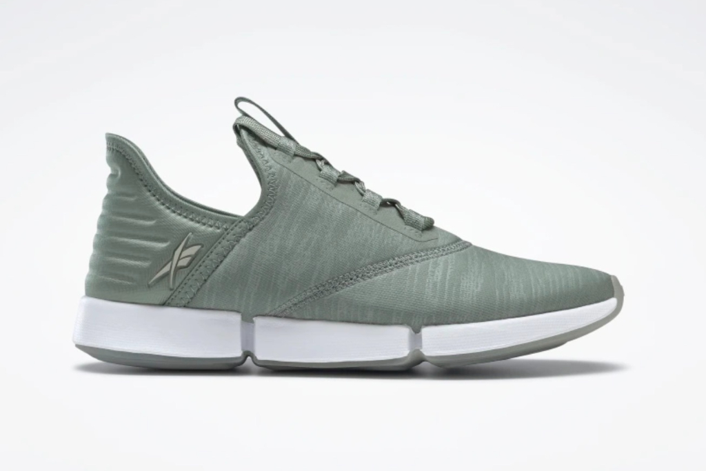 reebok, dailyfit dmx shoe, walking shoes