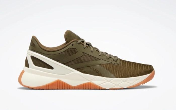reebok, nanoflex tr training shoes, mens training shoes, reebok shoes under $90