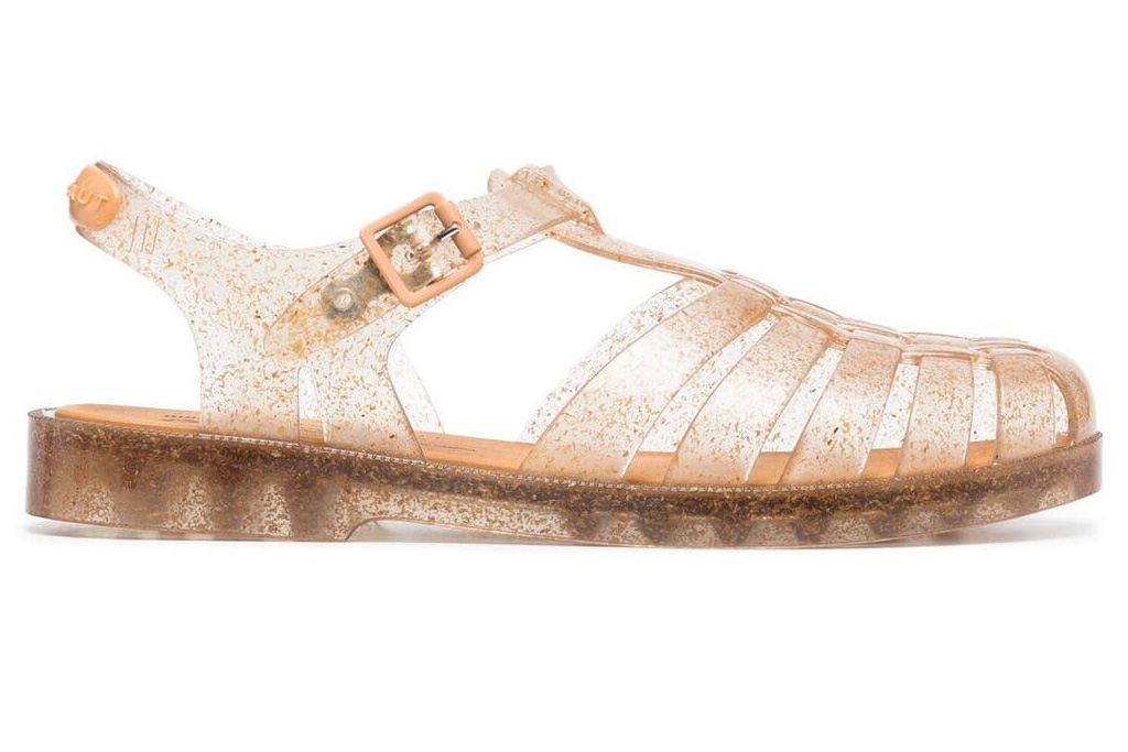 jelly sandals, slides, melissa