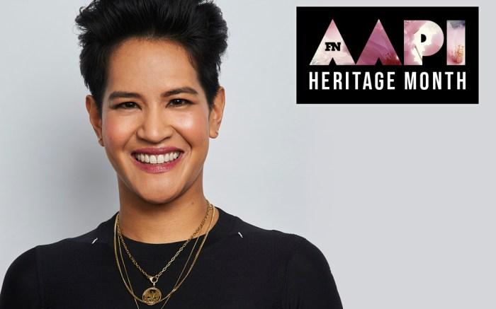 Virginia Rustique-Petteni, Nike, AAPI Heritage Month