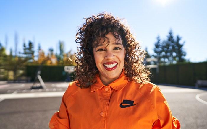 Sarah Mensah, Nike