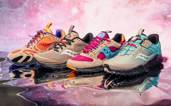 Saucony 'Astrotrail' Collection