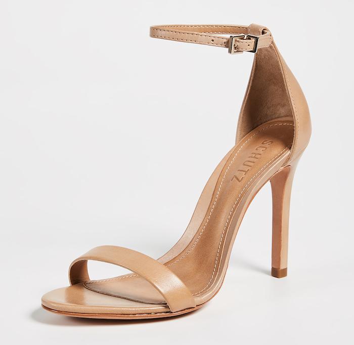 Schutz Cadey Lee Sandals, nude sandals