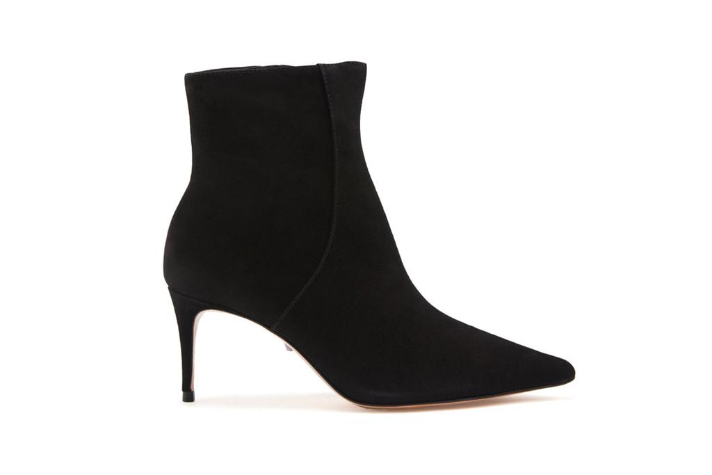 schutz bette bootie, best office shoes