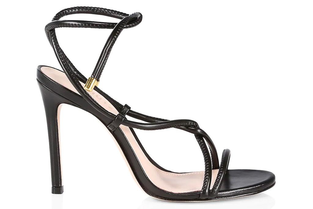 schutz, sandals, heels