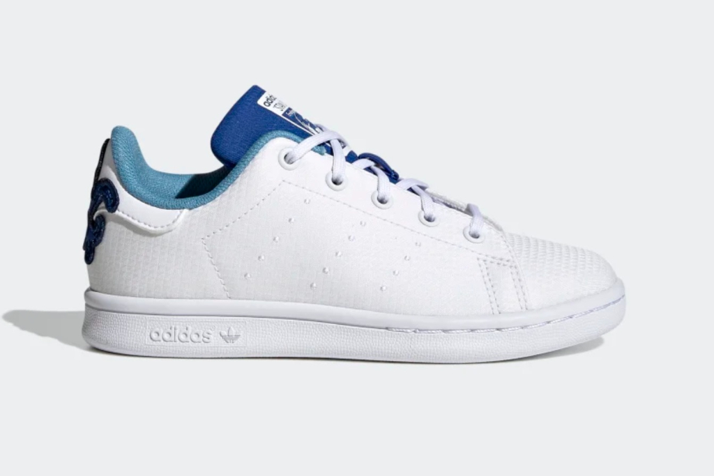 Stan Smith Primeblue Shoes, Royal Blue, New Colorways, White Sneakers