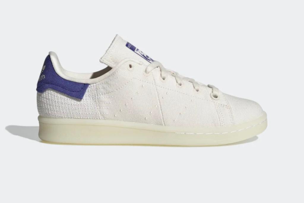 adidas Stan Smith Primeblue Shoes, Chalk White, Semi Night Flash, Cloud White, New Colorways