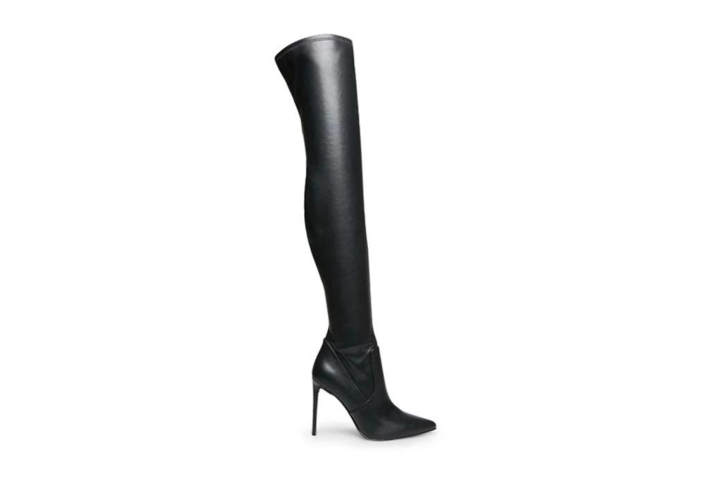 steve madden, vava black paris boots, thigh high boots