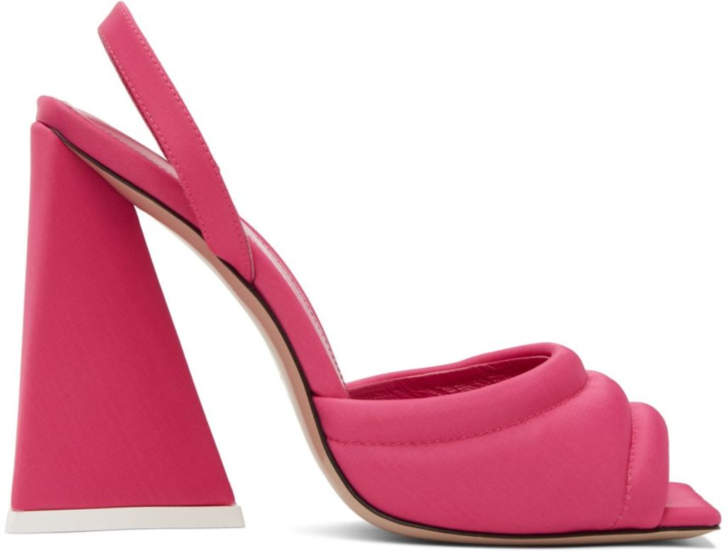 the attico, attico heels, shoes, heels, high heels, shop high heels, amina muaddi, high heels to wear now, high heels are back