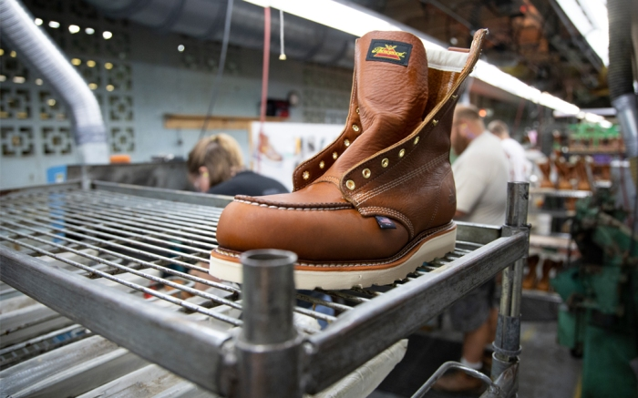 Weinbrenner Thorogood Made in USA Boots