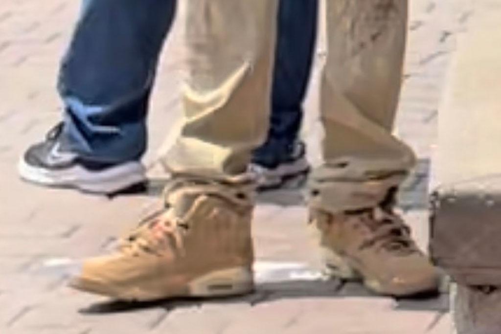 kylie jenner, crop top, jeans, tie-dye, sneakers, air jordan, travis scott, daughter, stormi webster, disneyland, florida, dream kardashian