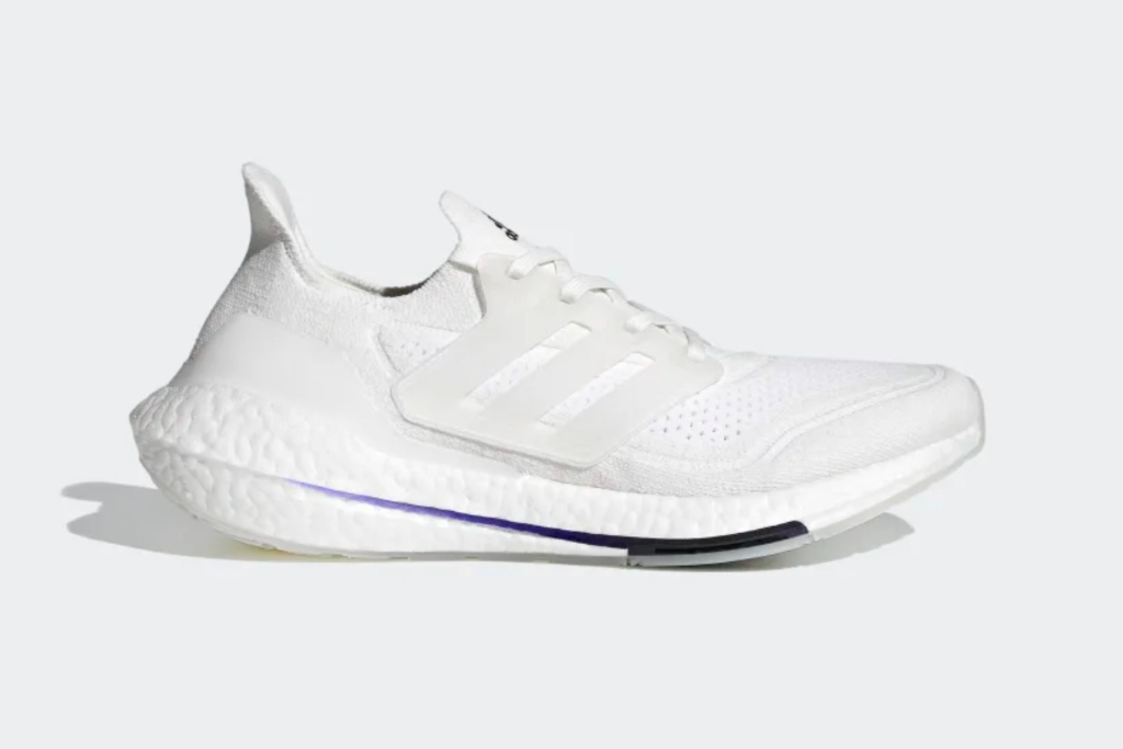 adidas, ultraboost 21 primeblue shoes, mens running shoes