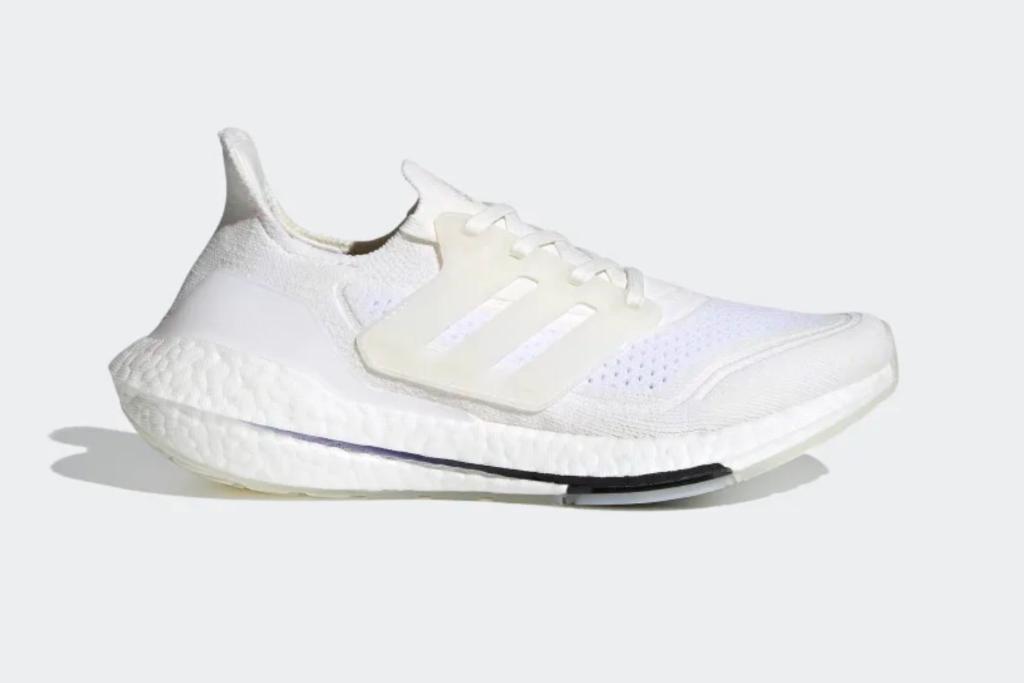 adidas, ultraboost 21 primeblue, womens running shoes