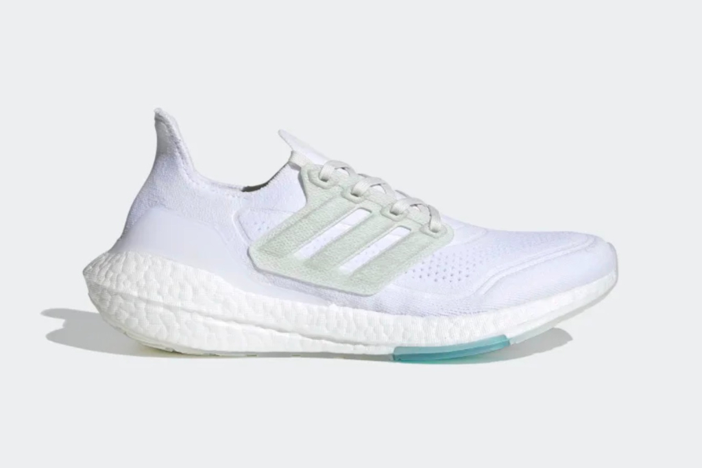 adidas, ultraboost 21 x parley shoes, mens running shoes
