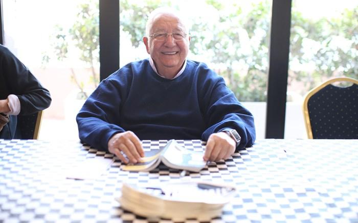 Vans founder Paul Van Doren