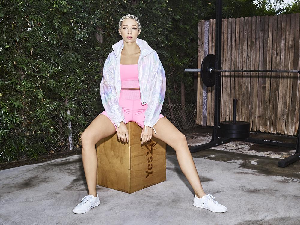 venus williams, k-swiss, eleven, sneakers, leggings, skirt, tennis, shoes