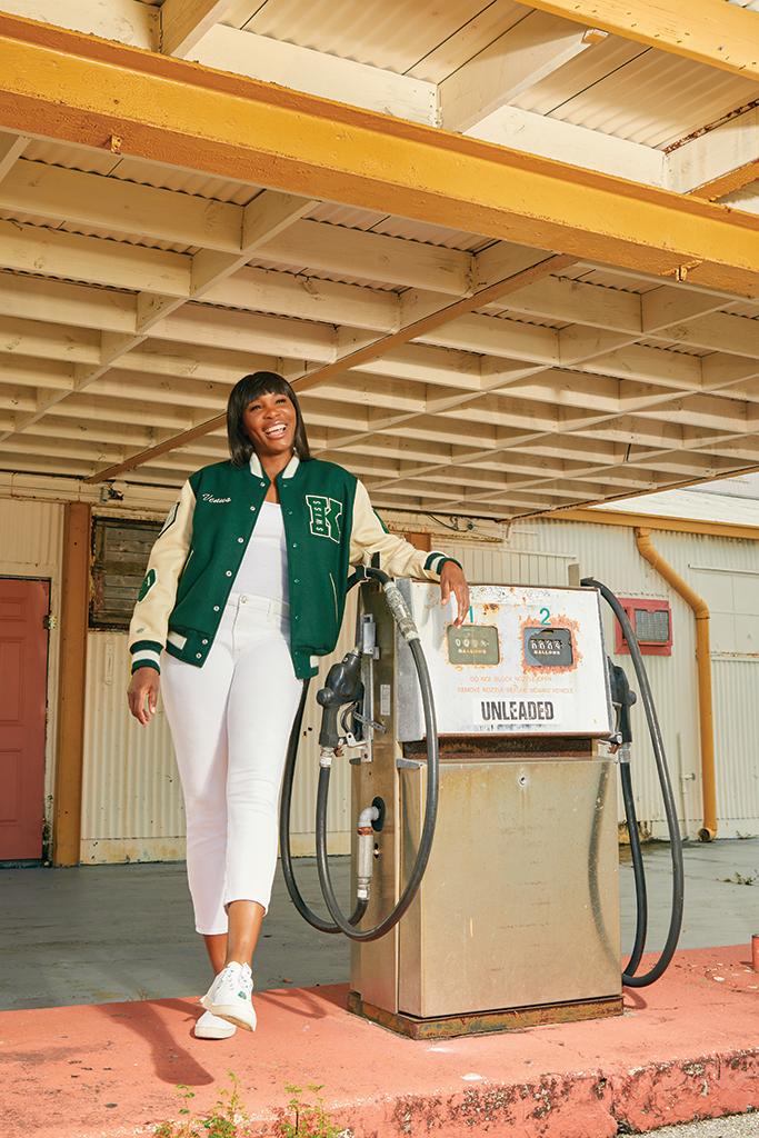 Venus Williams, Footwear News, Cover Story