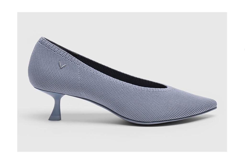 vivaia stella kitten heels, best office shoes