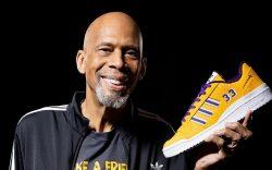 Kareem Abdul-Jabbar Adidas Forum Custom