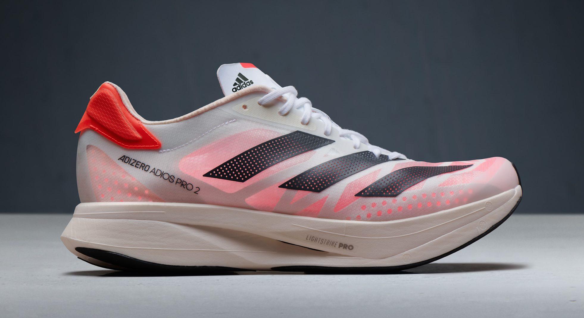 Adidas Unveils Its New Adizero Performance Running Collection
