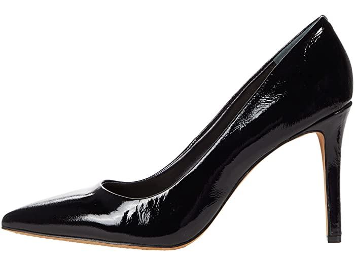 Vince Camuto Savilla pumps, black patent leather