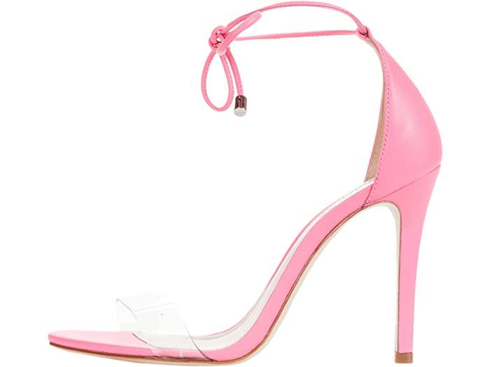 Schutz, sandals, pink, josseana