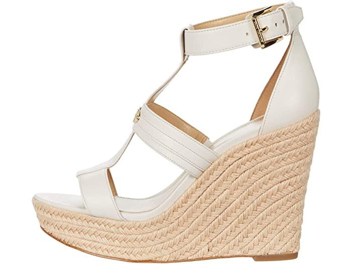 MICHAEL Michael Michael Kors Finley wedge sandals, wedges