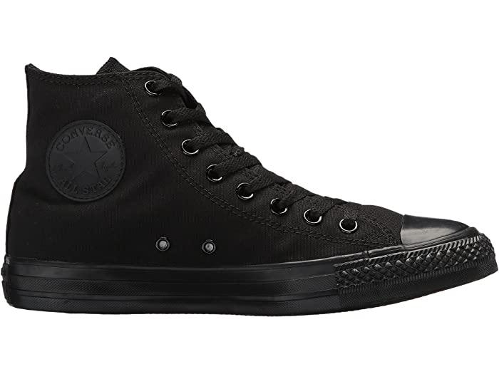 Converse, chuck taylors, black sneakers