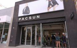 Pacsun store at Third Street Promenade