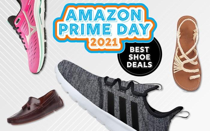 best amazon prime day shoe deals 2021