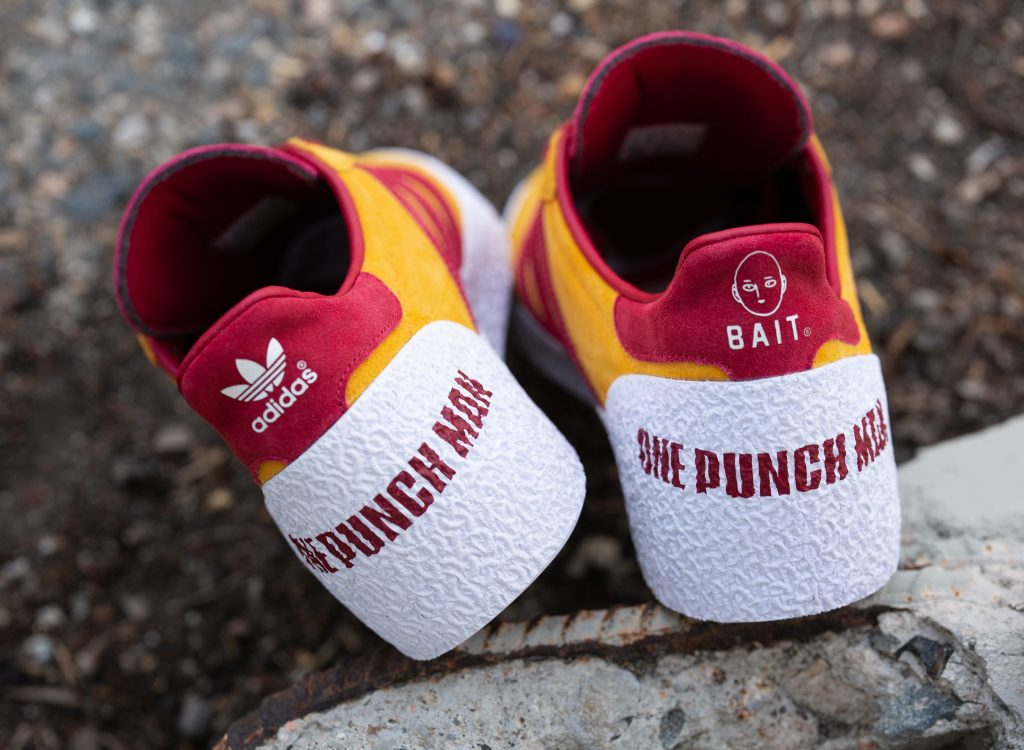 Bait x 'One Punch Man' Adidas Montreal