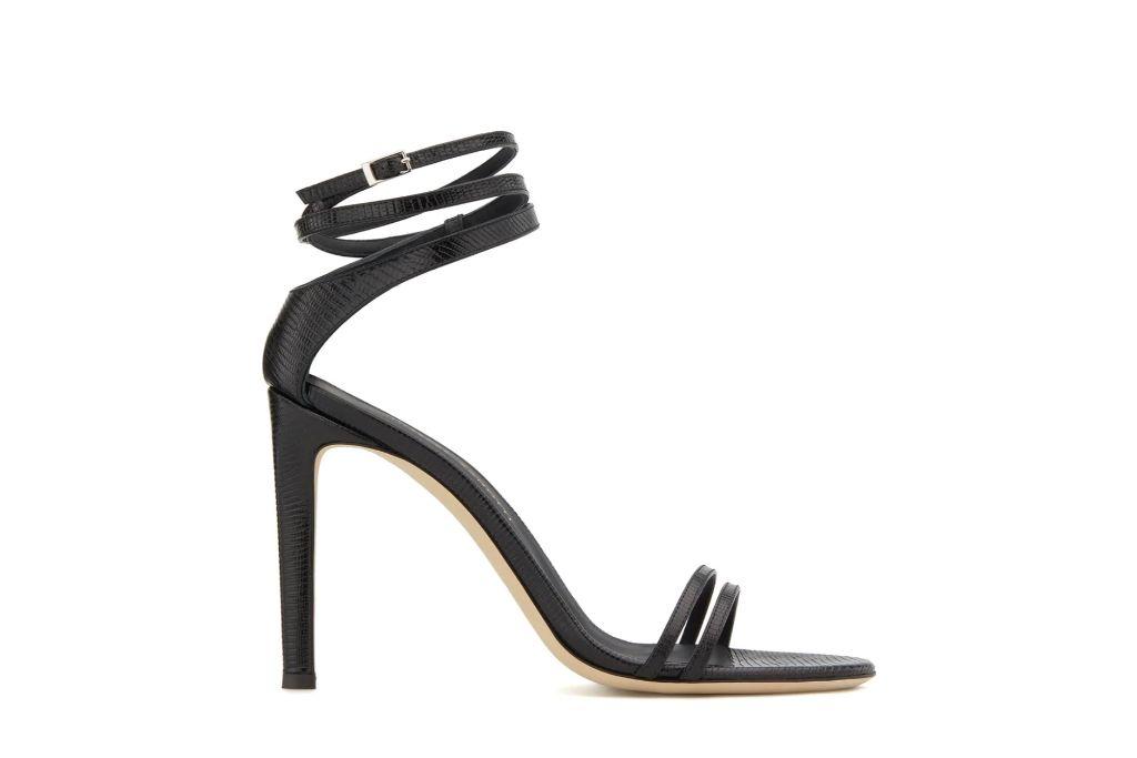 giuseppe zanotti, ankle sandals, strappy sandals