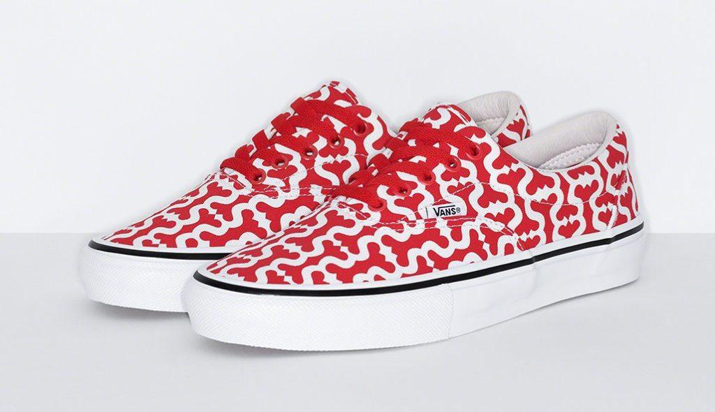 Supreme x Vans Skate Era